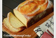 Daily Bread / by Ellie Swanson