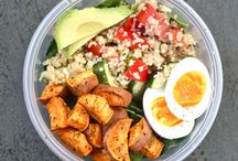 Lunches / 5/6-5/19 / by Stacy Fertig