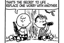 Peanuts  / Funny / by Debbie Bosch