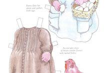 Paper Dolls / by Marilee Shortt