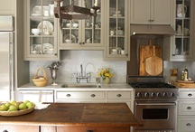 Kitchen Traditional Designs / by RJK Construction, Inc