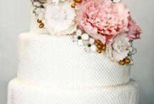 Wedding cakes / by Karen DeWar