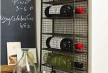 Wine Storage Ideas / by Tie That Binds