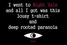 Welcome to Night Vale / by Jean Voigt