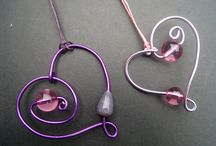 Wire Jewlery / by Karen Cypret