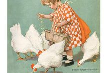 Luv Chickens / by Michelle Youngblood
