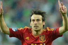 David Silva / by FootballStop.co.uk