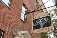 Tavern Images / #gadsbystavernmuseum #alexandria / by Gadsby's Tavern Museum