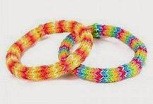Rainbow loom / by Jolie Taylor