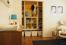 girls bedrooms / by Sarah Zugich