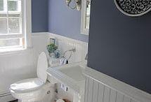 Bathrooms / by Lacie Jones