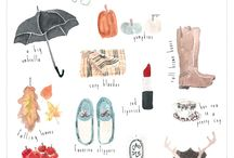 feels like fall / by Sassy Shortcake Boutique