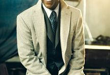 for denzel  / a very handsome mature eye candy  / by Janice Anderson