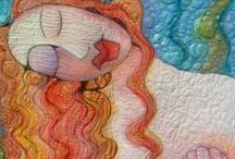 art quilts / by Lindsay Ostrom