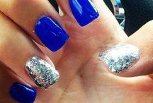 Pretty Nails / by Leah Dols