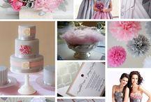 Wedding Colour Schemes / by Karen Barry