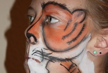 Face Painting / Face painting ideas / by Elin Miner