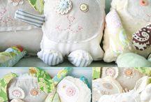 Handmade toys / by lillylane