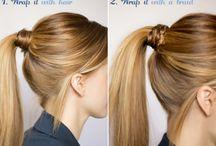 Hair & Makeup / by Kristen Enloe