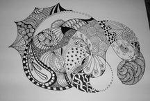 School Ideas - Pattern / by Nicole Franczvai