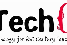 Ed Tech / by Jillian 'Campioni' Pearce