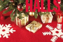 Tech the Halls / Clever and unique holiday decor / by Brookstone