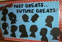 February Bulletin Boards / by Bulletin Board Ideas for Elementary School Teachers