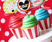 mickey mouse party / by Lindsay Romney