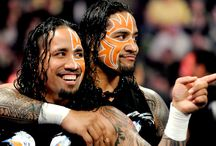 ( WWE ) The Usos / by K_Rock