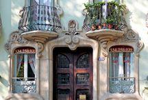Decorative Doors / by Tejae Floyde