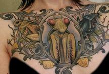 Tattoos / by Emma Smallbone