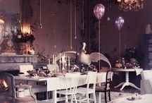 Table Settings / by Sharmadean Reid