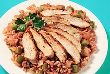 Meals under 500 calories / by Diane Hodge