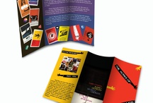 Brochure Designs we have made / by Nerdy Designs