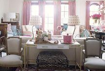 Living Room / by Online Interior Design