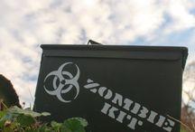 Zombie Birthday / by Miranda Riley