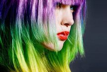 hair / by Mooshilu Scrap
