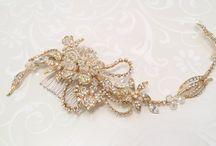 Wedding Jewelry / by Jordyn Frick