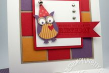 Card Ideas / by Vania May