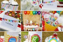 Party Ideas / by Rhonda Hilburn