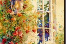 All Watercolor / by Lynda Pitman