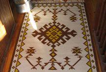 alfombras de todo el mundo / by tienda etsy