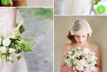 Eco-Friendly Wedding Inspiration / by Kellie Rose Wilson