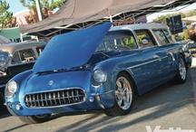 54 corvette / by Paully B.