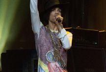 Prince Live Hit & Run Part II Tour / Prince performing live on his Hit & Run Part II Tour UK / by Contactmusic.com