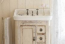 Bathrooms / by Carolyn Roth Peeler