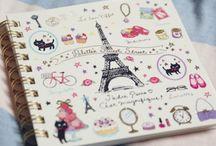 Paris  / by Annamarie Lucas