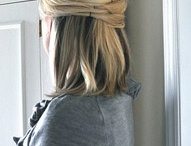 Hairstyles! / by Tiffany Basdeo