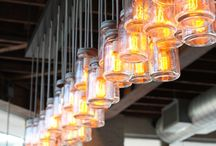 Outdoor bar ideas  / by Brogan Groff