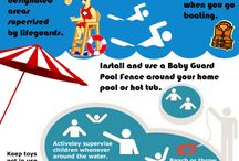 Water & Pool Safety / Water & pool safety is very important for everyone, adults and children alike. This board is dedicated to promoting water safety and sharing pool, beach, and water safety tips and suggestions. #WaterSafety #PoolSafety / by SwimWays